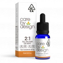 Full-Spectrum CBD Drops 2:1, 15mL
