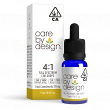 Full-Spectrum CBD Drops 4:1, 15mL