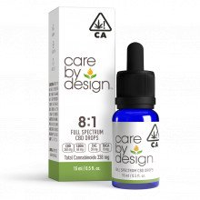 Full-Spectrum CBD Drops 8:1, 15mL