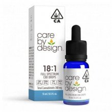 Photo of a bottle of Care By Design 18:1 tincture
