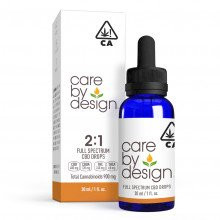 Full-Spectrum CBD Drops 2:1, 30mL