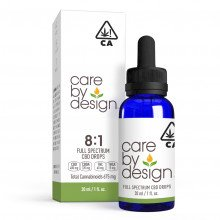 Full-Spectrum CBD Drops 8:1, 30mL